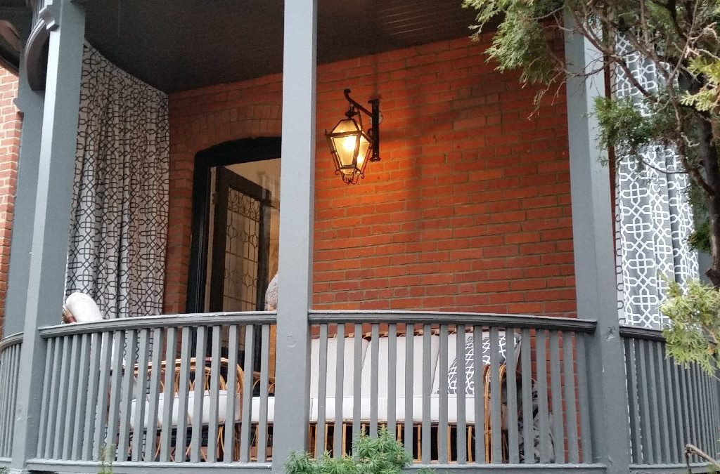 P Residence The Annex Toronto Toronto Custom Drapery