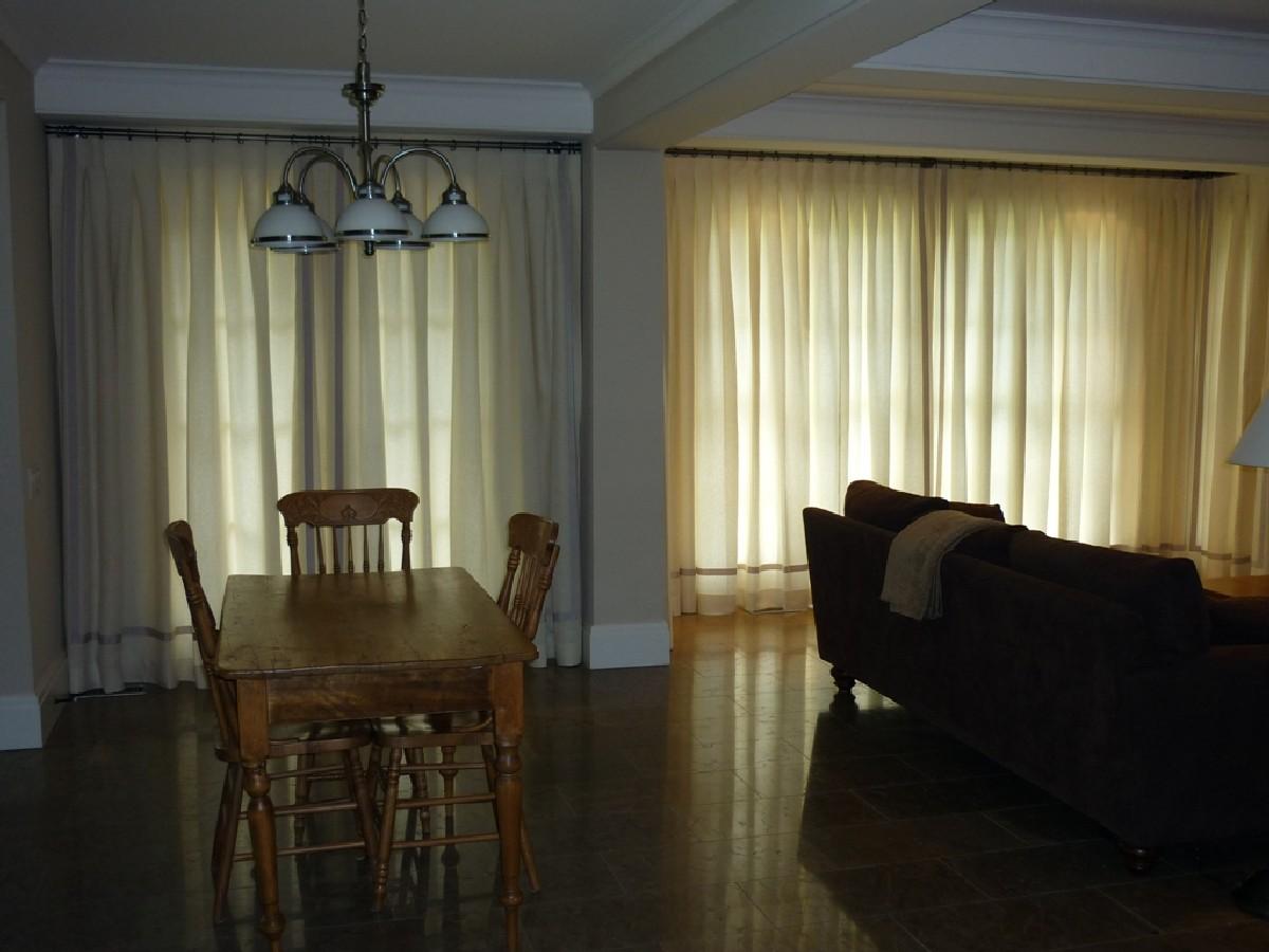 A Residence Rosedale Toronto Toronto Custom Drapery